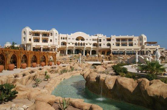 Kempinski Hotel Soma Bay: hotel view