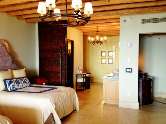 The Resort at Pedregal: Ocean View Double Room