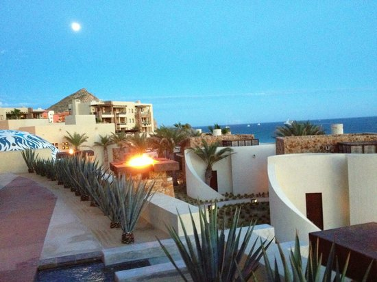 The Resort at Pedregal: View from reception area