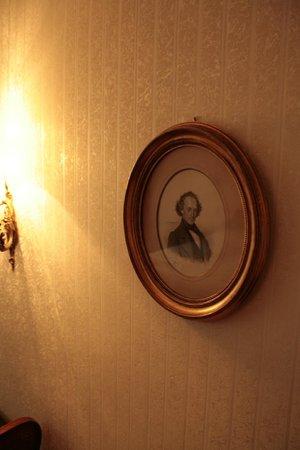เพนชั่นซูซาน:                   Room view