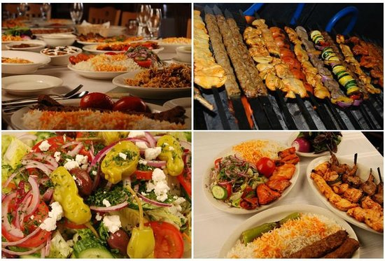 Shiraz Restaurant and Bar: The world's most ancient and developed styles of cooking.