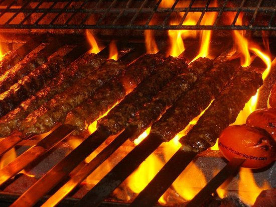 Shiraz Restaurant and Bar: All fire grill Kabob