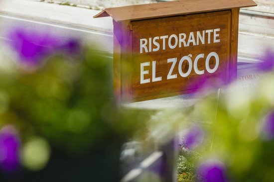 Ristorante El Zoco: Siamo qui dal 1973
