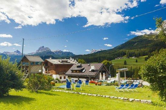 Ristorante El Zoco: La bellezza di Cortina