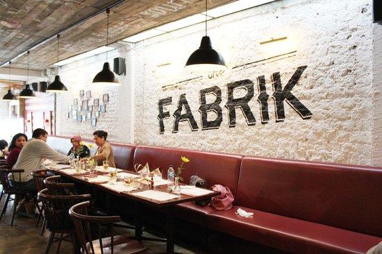 The Fabrik Eatery & Bar