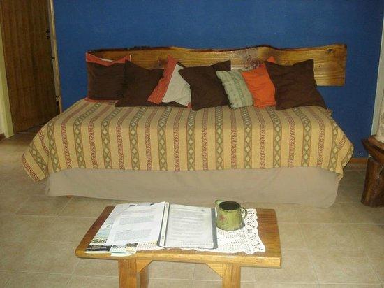 Cabanas Duendes del Maiten : Sala de estar