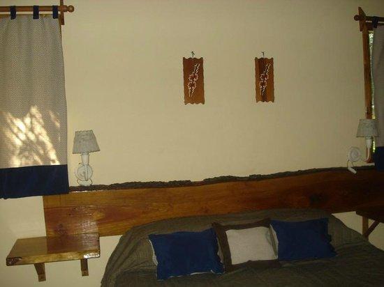 Cabanas Duendes del Maiten : Dormitorio