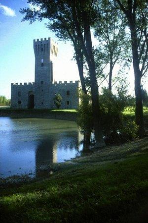 Cervarese Santa Croce, Ιταλία:                                     Il castello