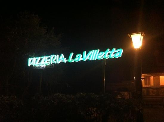 pizzeria la Villetta