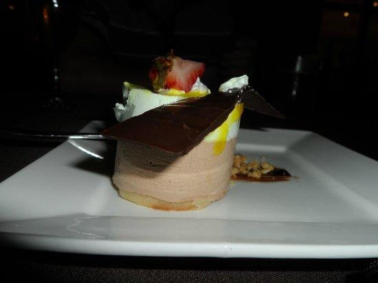 Grand Sunset Princess All Suites Resort: Dessert at La Fleurs Restaurant
