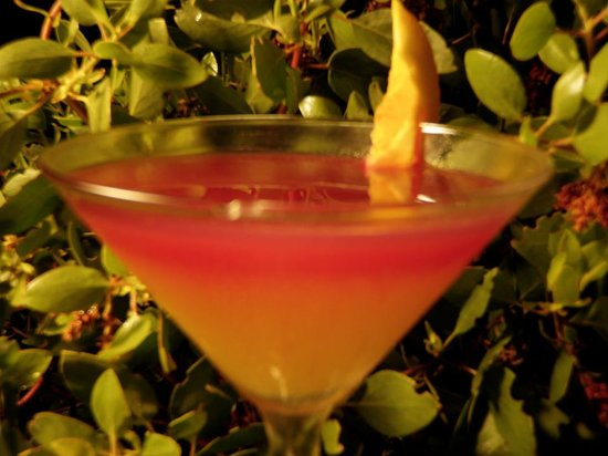 Rio: passion fuit margarita up
