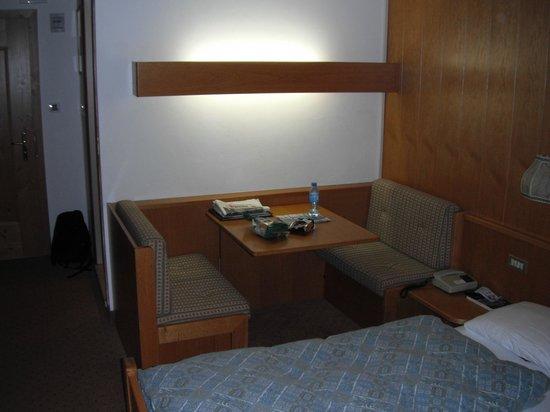 Piccolo Hotel:                   Pokój