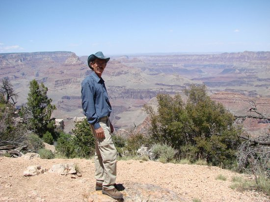 Canyon Dave Tours Grand Canyon:                   Thank You Much Richard and Canyon Dave's Tours!!!!