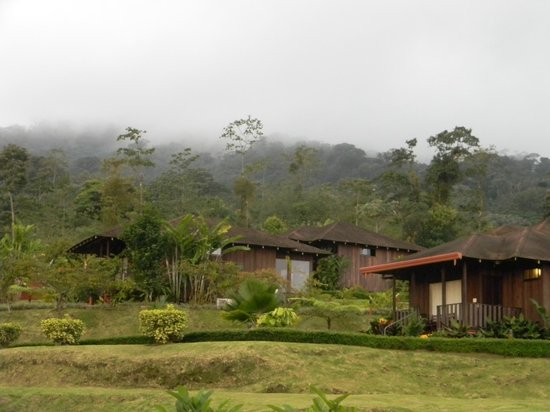 Hotel Lomas del Volcan:                   Bungalow