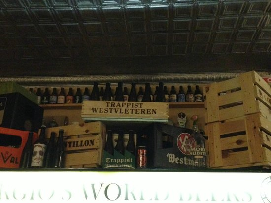 Photo of American Restaurant Sergio's World Beers at 1605 Story Ave, Louisville, KY 40206, United States