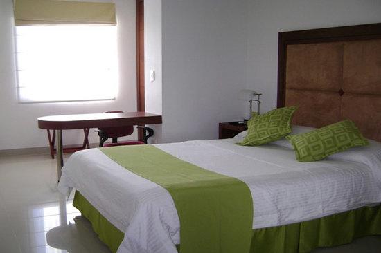 Hotel Stanford Plaza Barranquilla: Habitacion Standar