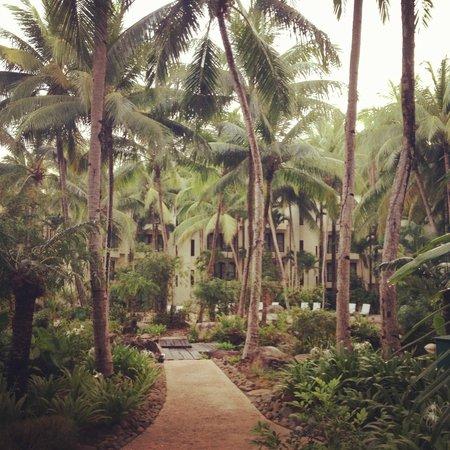Tanjung Rhu Resort:                   hotel