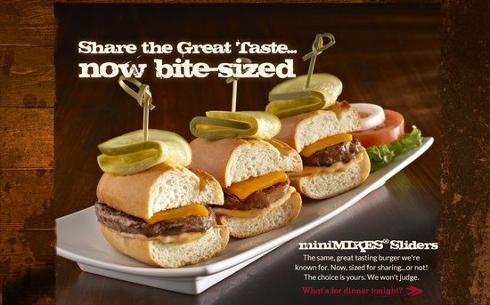 Mr Mikes Steakhouse Casual: miniMikes