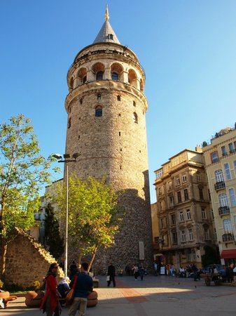 Historic Areas of Istanbul: Galata Tower