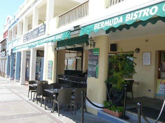 Bermuda Bistro @ the Beach : Bistro at the Beach