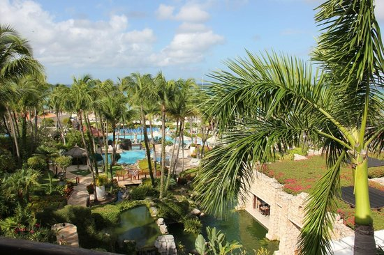 Hyatt Regency Aruba Resort and Casino:                   View from the room