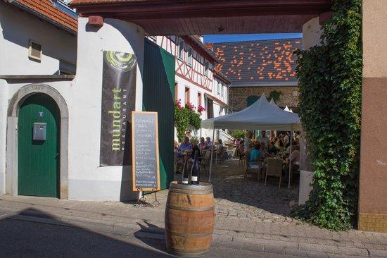 Mundart Restaurant