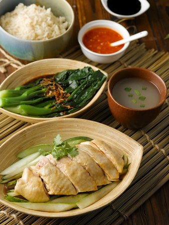 Yeo Keng Nam Traditional Hainanese Chicken Rice