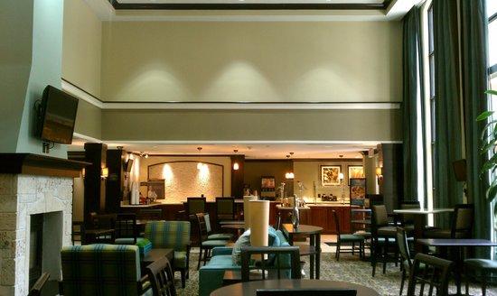 Staybridge Suites Ft. Lauderdale Plantation: The Great Room & Sitting Area