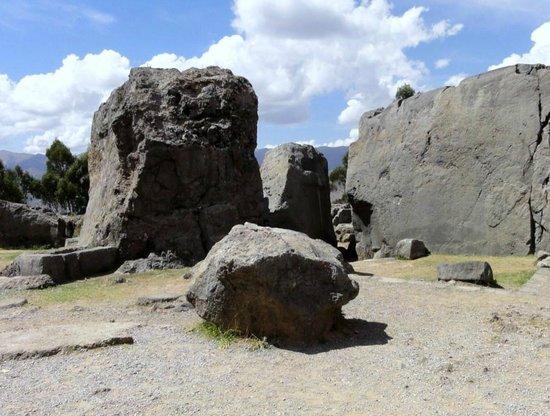 Pumamarca Ruins : Les ruines à Ollantaytambo