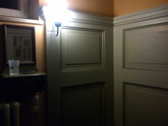 Mullersches Volksbad : cubical in the sauna suite