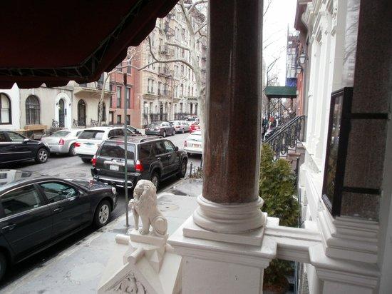 โฮเต็ล 17: Street View