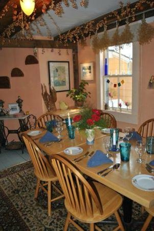 Kitchen Garden: Dining Room