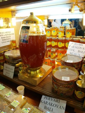 Egyptian Bazaar: Honey