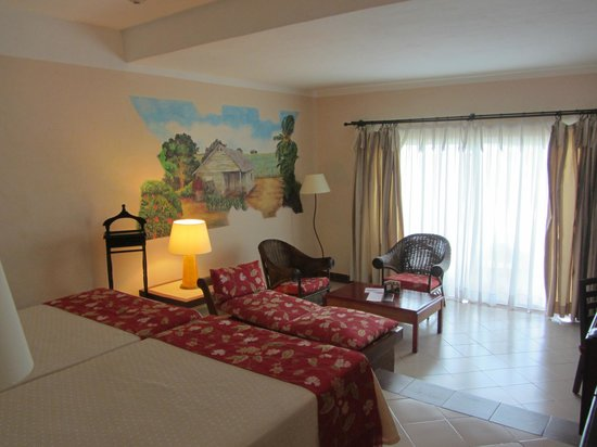 Paradisus Rio de Oro Resort & Spa:                   Our 'standard' room