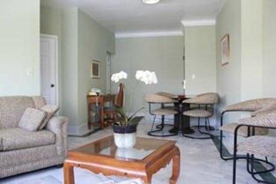 Aparthotel Torres de Alba: Sala comedor habitación standard