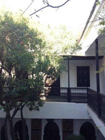 Riad Lhena:                   Origin Hotel Innergård
