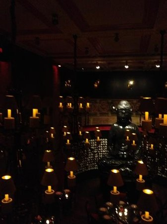 Buddha-Bar Hotel Prague:                   the hidden gem