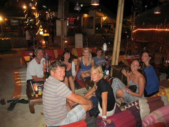 Pesona Beach Resort & Spa:                   Pesona Shisha Bar