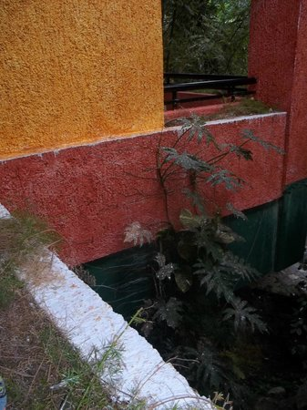 Iberostar Quetzal Playacar:                                                                         shabby worn exterior