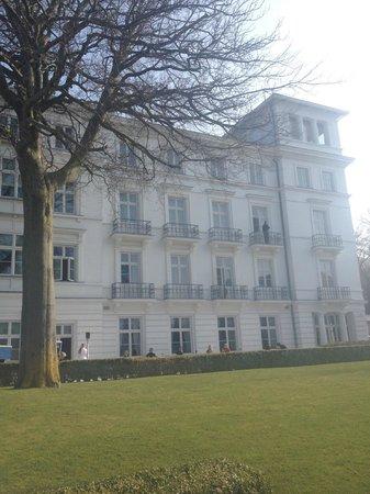 Grand Hotel Heiligendamm: Hotelgelände