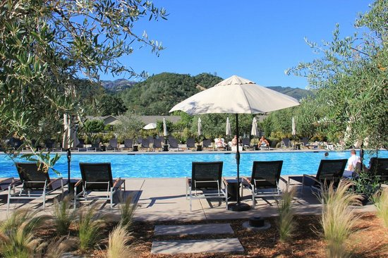 Solage Calistoga:                   Pool