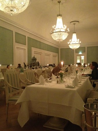 Grand Hotel Heiligendamm: Restaurant