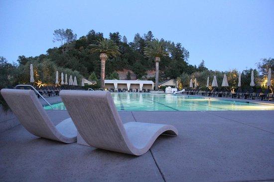 Solage Calistoga:                   Pool3