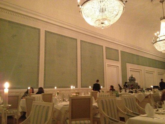 Grand Hotel Heiligendamm: Frühstückssaal und Restaurant