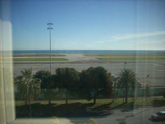Premiere Classe Nice - Promenade Des Anglais :                                     vista dalla camera