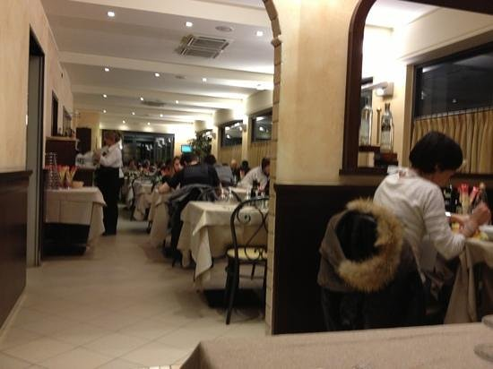 Lissone, Itália:                   restorante perfecto