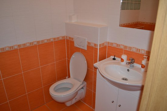 Levandule : Bathroom