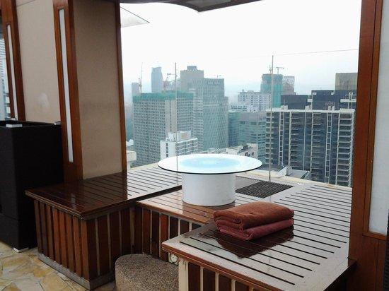 Pacific Regency Hotel Suites:                   swimming pool