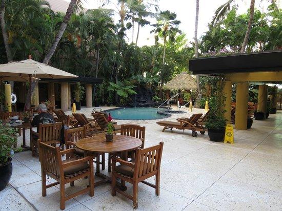 Pool Picture Of Aqua Bamboo Waikiki Honolulu Tripadvisor