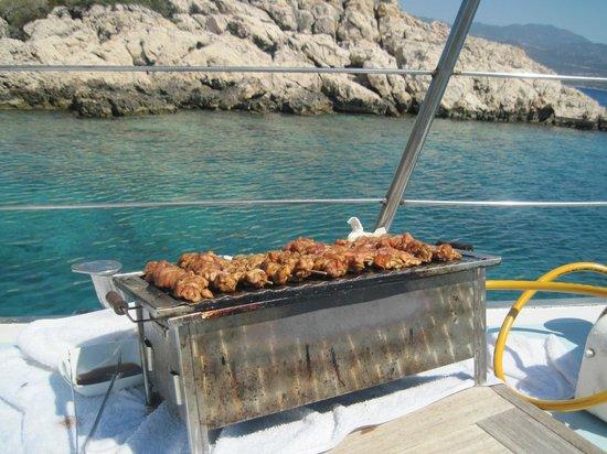 Leaving Kas - Photo de Boat Trips by Captain Ergun, KAS - TripAdvisor